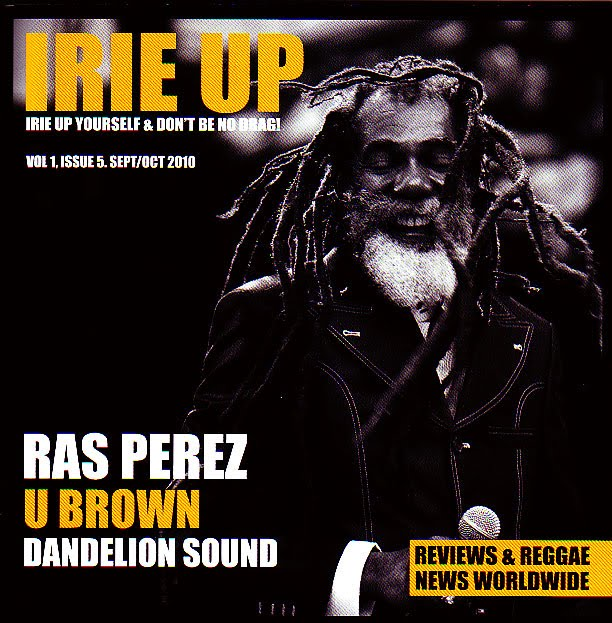 Irie Up magazine