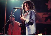 Bob Marley live at Balroom '75