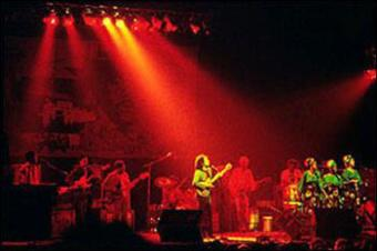 Bob Marley & the Wailers - Beacon Theatre