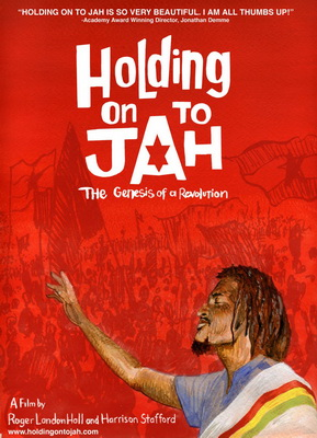 Holding on to Jah booklet